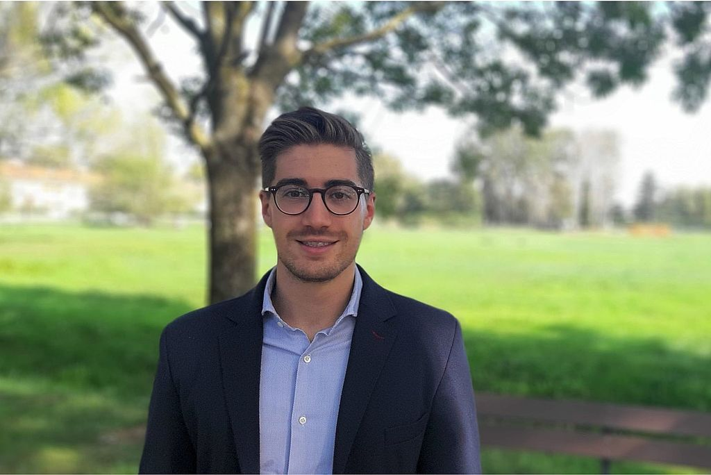 Il vice sindaco con delega alle politiche sociali, Matteo Francesconi
