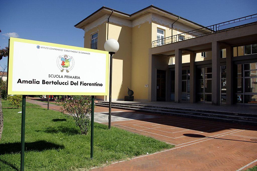 La scuola primaria di Capannori
