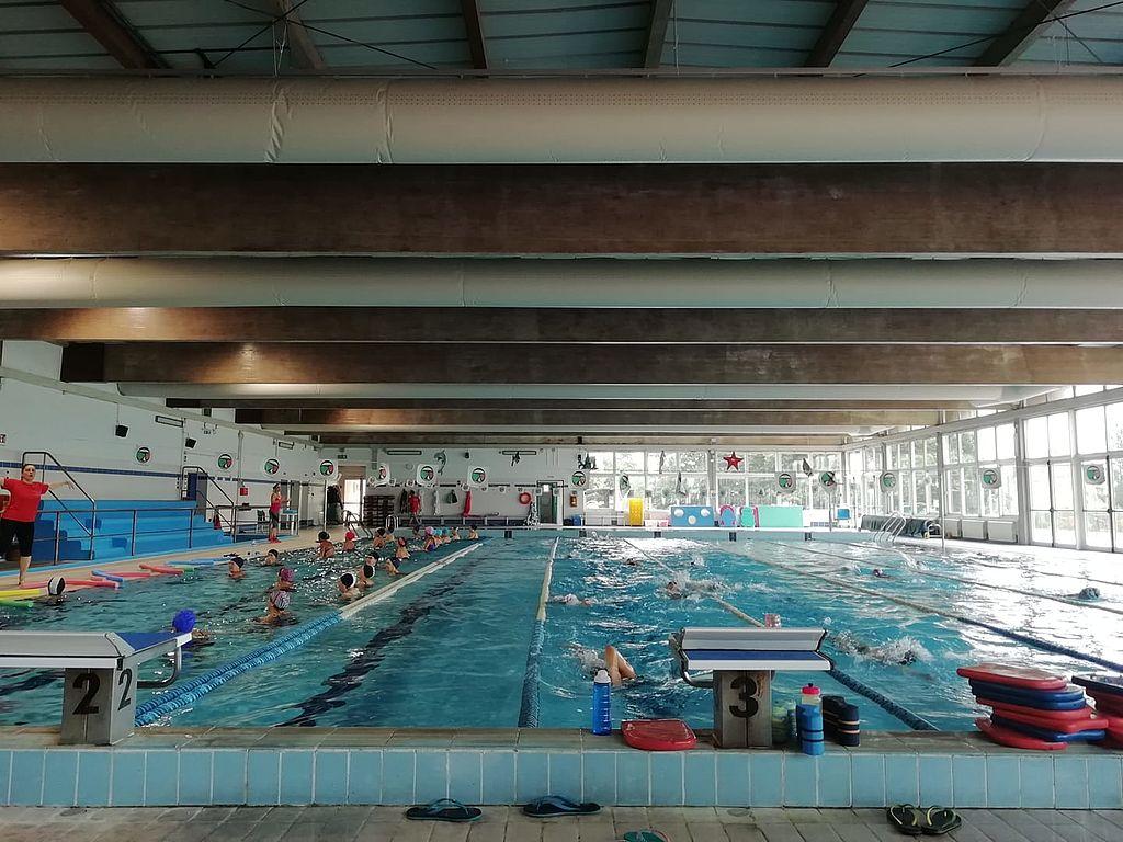 La piscina comunale di Capannori