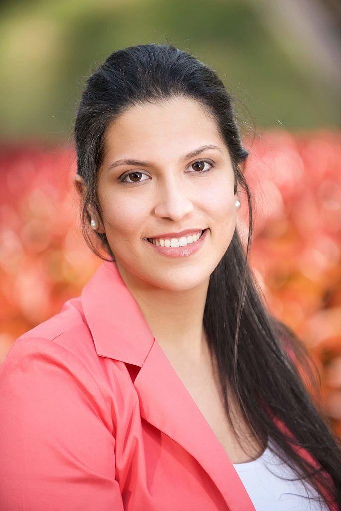 La consigliera comunale Claudia Berti
