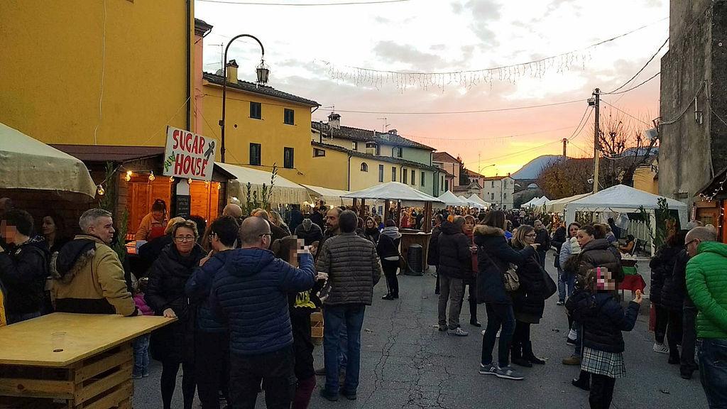 Il mercatino natalizio di Verciano