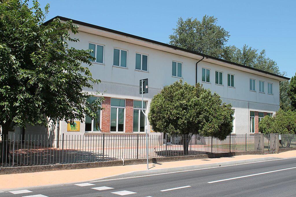 La scuola primaria di Lunata