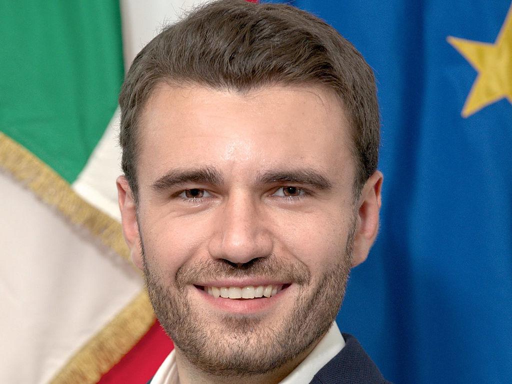 L'assessore all'ambiente Giordano Del Chiaro