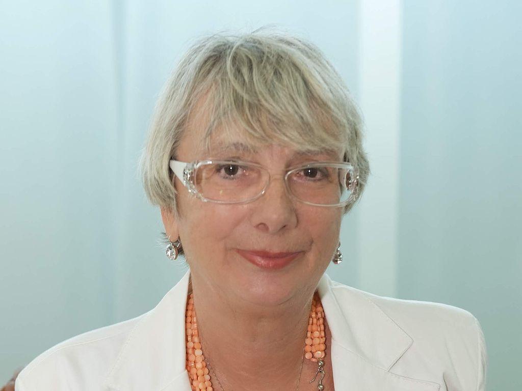 La presidente del consiglio comunale, Gigiola Biagini
