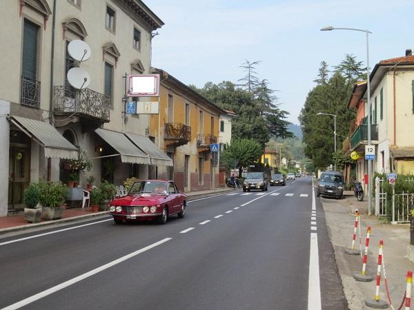 Via Pesciatina a Lappato