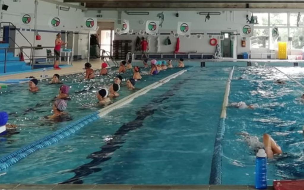 La piscina comunale di Capannori (foto d'archivio)