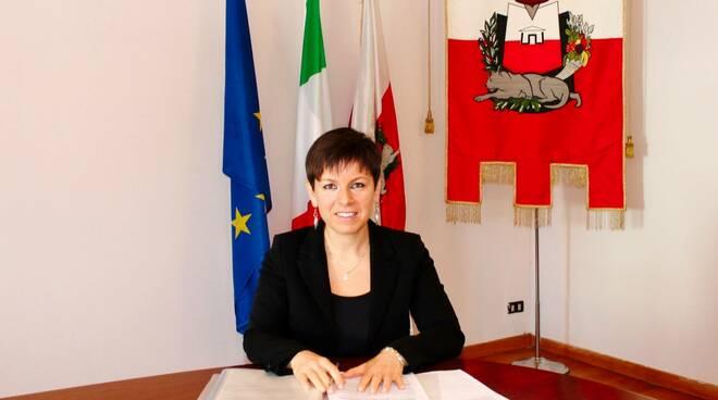 L'assessore al turismo Lucia Micheli