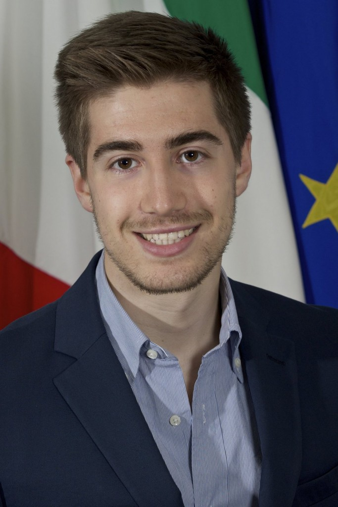 L'assessore Matteo Francesconi